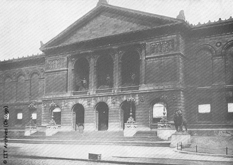 Art Institute of Chicago (main heading)