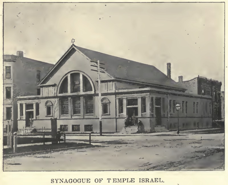 "<a href=""/items/browse?advanced%5B0%5D%5Belement_id%5D=50&advanced%5B0%5D%5Btype%5D=is+exactly&advanced%5B0%5D%5Bterms%5D=Temple+Israel%2C+1896-1906"">Temple Israel, 1896-1906</a>"