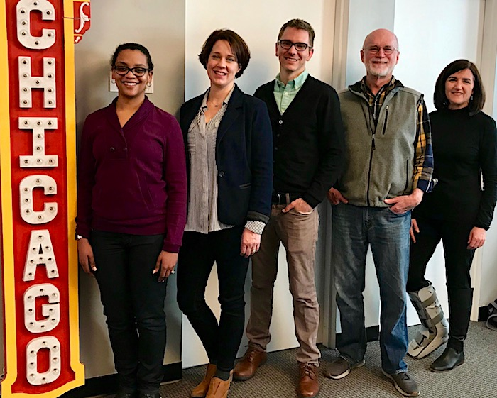 2018 Chicago Fellows
