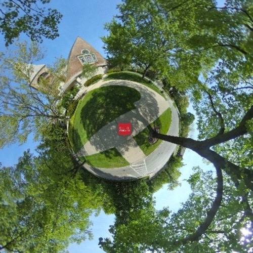 Sacred Spaces in 360°