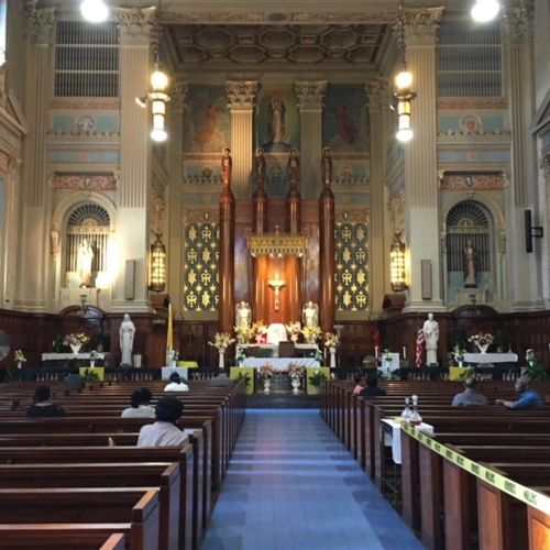 Spaces and Stories: Haitian Churches and Oral Histories in Chicago