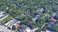 Central Park Addition to Niles Center - Google Earth