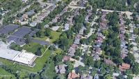 Harry J. Eckhardt's Arlington Acres - Google Earth