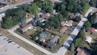 Bjork's subdivision of lot 11 in Brayton Farms No. 2 - Google Earth