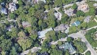 Burnham Park - Google Earth