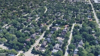 First Addition to Northbrook Park - Google Earth