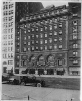 The Cliff Dwellers Club-Historic Image