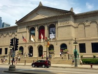 Contemporary Image of the Art Institute of Chicago